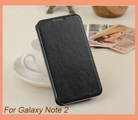 2014 New British Retro Luxury Leather Flip case for Samsung Galaxy Note 2 N7100,England Stand Design Cover thin Phone case