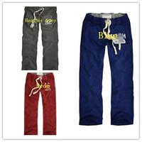 Free shipping new 2014 men pants baggy pants sport  outdoors sweathpants trousers men's clothing hot seal dress pants