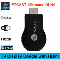 2014 Newest EZCast Version 3 miracast router adapter dlna box display Wi-Fi display box sharer vsmart v5ii miracast dongle