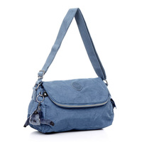 KIP bag Fashion normic women's handbag light waterproof nylon bag casual bag messenger bag zipper messenger bag