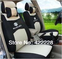 Free Shipping+Suzuki Sx4 Liana Swift Jimny Seat Cover With Thickening Sandwich Meterial By Promotion Price+Logo+wholesale