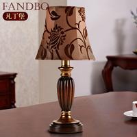 Fashion table lamp luxury vintage rustic table lamp bedside table lamp american style table lamp 233b