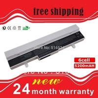 White Laptop Battery for Asus Eee PC EEEPC 1001HA 1001PX 1005 HA 1005H 1005P 1005PE 1101HA