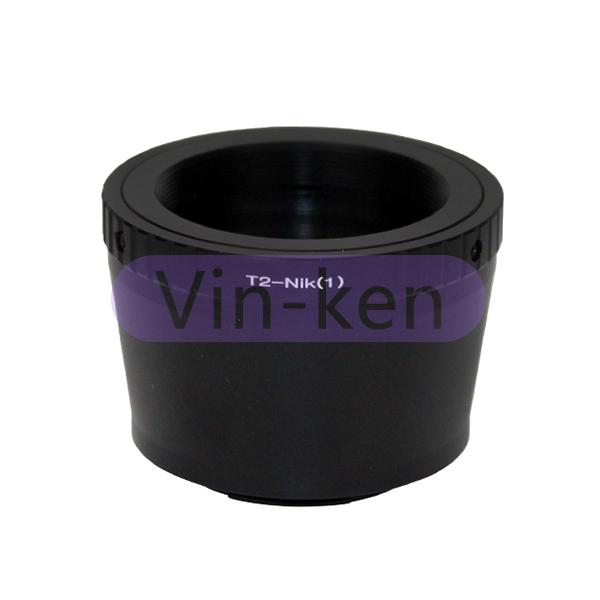 Адаптер для объектива Pixco Adaptere T/T2 Nikon 1 AW1 J3 J2 J1 S1 V2 V1 прицел nikon monarch 3 2 8x32 w bdc