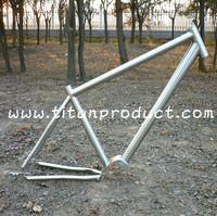 Titanium Pinion Frame Ti Gearbox Frame