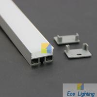 LED  Profile 2 Meter Recessed Aluminum LED Profile  Seiling light housing