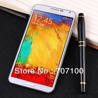 "In Stock! High-value cheap MTK6577  Dual Core  Note3 With 5.5"" QHD Screen N9000 Phones 3G Wifi 8MP Smart Phone"