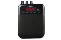 Aroma ag-03m 5V3W portable recharge mini cube electrical guitar amplifier, recorder /TF/Charging/audio speaker