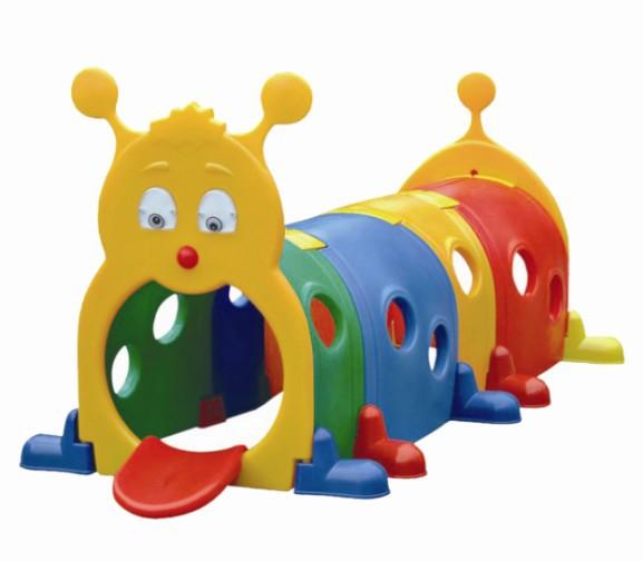 crianças de plástico de brinquedo túnel lagarta , túnel garoto jogo de plástico , brinquedos de playground túnel de plástico(China (Mainland))