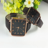 Free shipping! Trendy decoratice casual leather strap watches, men sports watches, women dress watches
