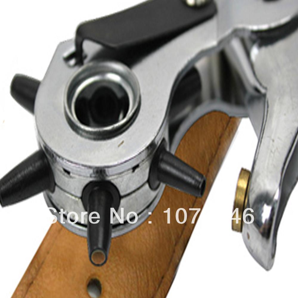 9 polegada Heavy Duty mão alicate correia de couro de perfuração fabricante de ferramentas 6 tamanhos HG268(China (Mainland))