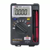 VC921 3 3/4 Pocket Digital Multimeter