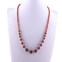 carnelian necklace promotion