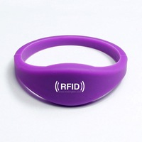 Waterproof RFID 125KHz ID Wristband Bracelet for Access Control Sport Event Hearth Care Child Tracking ISO TK4100