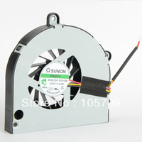 10PCS Free shipping CPU Cooling FAN Fit For Acer Aspire 5552 AS5252 Series MF60120V1 B100 G99 F0630