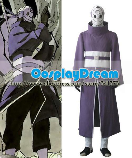 Hot Sale Naruto Shippuuden Uchiha Madara Rinnegan Cosplay Costume    Uchiha Madara Rinnegan Cosplay