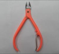 A85 exfoliating manicure scissors nail scissors cut three colors