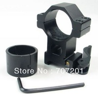 "New!    1"" 25.4  High Ring 20mm Weaver Rail QD Quick Release Scope Mount   Free Shipping"