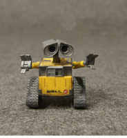Movie film Robot Walle model figure can move Best gift toy Anime theme model action figure