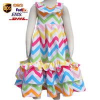 Wholesale 30pcs New Arrive 2014 Summer Cotton girls dresses summer 2014