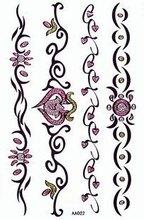 glitter tattoo sticker promotion