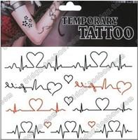 Tattoo stickers waterproof male Women ym-k056