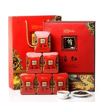 Yunnan dian hong black tea gift tea dian hong boxed big box tea