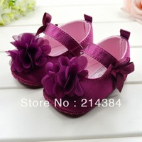 Free shipping, Fashion Spring/Autumn baby girl shoes Princess Shoes,Newborn newborn baby shoes,6 pairs/lot,Seek for Wholesale!!