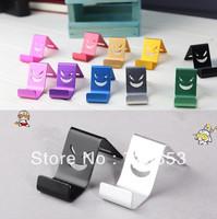 mini -Multicolor mobile phone display holder.Devil metal Display Stander of Cell phones