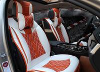 Car seat cushion leather cushion quality luxury multicolor
