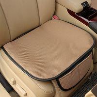 Car seat cushion slip-resistant cushion 3d honeycomb viscose cushion four seasons comfortable