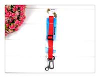 2014 Fashion Car Vehicle Pet Seat Safety Belt Dog Seatbelt Free Shipping 5Pcs/Lot