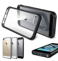 For iphone5 Luxury Sgp Spigen Ultra Hybrid Case For iPhone 5 5g 5s Back Cover Hangbag without Retail Box+1 Free Screen