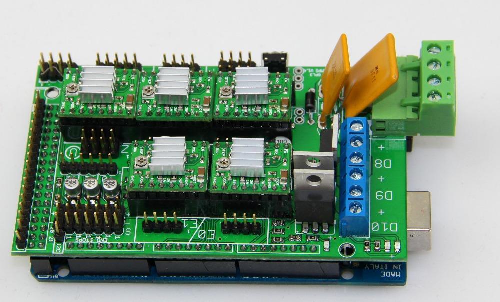 Stepper Library - Arduino