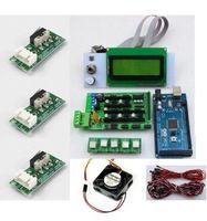 3D Printer KIT RAMPS 1.4 with Iduino Mega 2560,A4988,LCD,SD Ramps,Cooler fan,etc