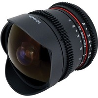 HOT Rokinon 8mm T3.8 Cine HD Fisheye Lens with Removable Hood for Nikon F Mount .Big sale