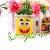 New Handmade soap soap soap soap Taiwan wholesale children selling soap SpongeBob SquarePants cartoon/ Free Shipping