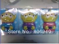 Cute 3D PIXAR Toy Alien Aliens Plastic Back Case Cover for iPhone 5/5s