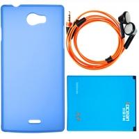 Free Shipping!100% Original iocean x7 Accessories Set-Case+Bettery +Earphone