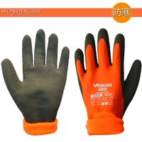 Safety gloves gardening gloves nylon slip-resistant gloves wg-338 gloves