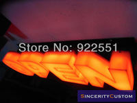 led OPEN sign lighting sign letters signboard advertising logos outdoor in stock