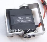 Free shipping Original factory RDS3115 Metal gear digital  servo  Robot servo arduino servo for Robot diy 15kg/cm