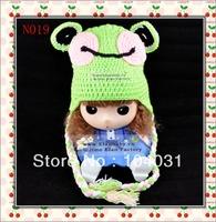 cheap wool hats newborn baby hats handmade baby beanie frog crochet