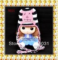 crochet baby hand made knitted beanies handmade hats for kids