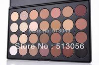 ot Sell 28 Colors Eyeshadow Eye Shadow Cosmetics Palette Wedding Party 50pcs/lots Free shipping
