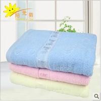 Baby bath towel baby plus size bath towel 100% thick soft cotton newborn child 100% big cotton towel blankets