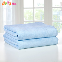 Bamboo fibre newborn baby big towel baby bath towel child thickening plus size towel ultra soft 2