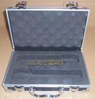 wholesale Microphone aluminum case luxury aluminum box suitcase microphone box customized