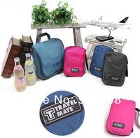 Free Shipping 200PCS/Lot  Organizer Multi Bag Travel mate vacation portable cosmetic storage bag wash bag