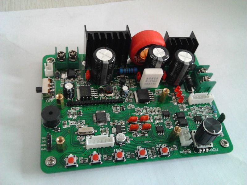 Неплохой модуль DC-DC ZXY6005S или лабораторный блок питания своими руками.